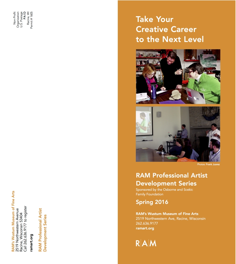 RAM 2016 Professional Development Brochure1